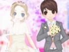 العاب تلبيس العروسين