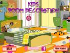 العاب دبكور غرفة الاطفال
