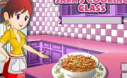 العاب طبخ سارة الجديدة
