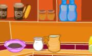 لعبة الاشياء المفقودة فى المطبخ