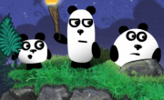 العاب الباندا