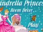 العاب ديكور غرفة سندريلا