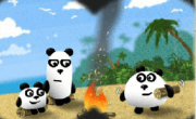 العاب ذكاء الباندا