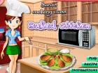 العاب طبخ الدجاج المقرمش مع سارة