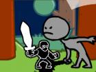 لعبة قتال الظل