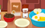 العاب طبخ حلويات الشوكولاتة