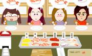 العاب مطعم السوشي