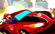 لعبة ماريو سباق سيارات