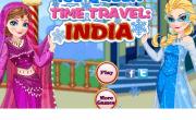 العاب تلبيس الملابس الهندية